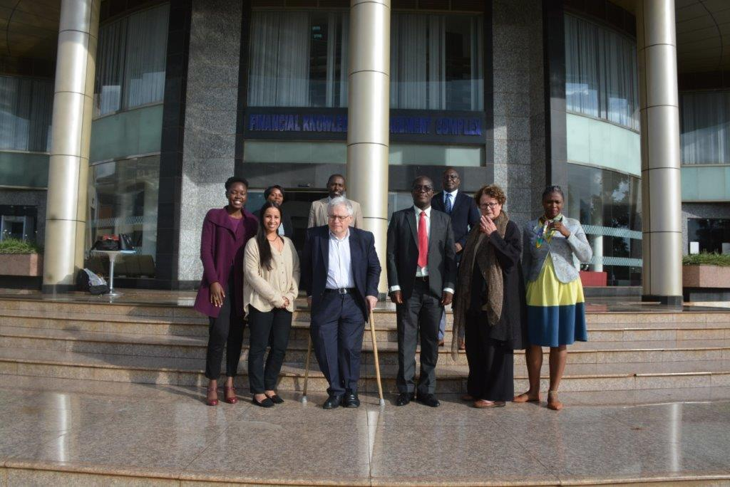 Deepening Relationships through a 'Network Approach'- AFRACA and Small Foundation Partnership